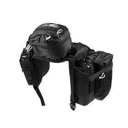 Easy Care Stowaway Pommel Deluxe - Black
