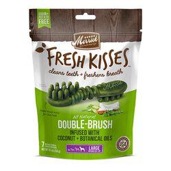 Merrick Fresh Kisses Coconut Dog Dental Treats