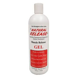 All Natural Release Muscle Release Gel - 16 oz