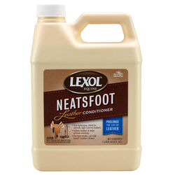 Lexol NF Neatsfoot Leather Dressing, 1 Liter