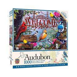 Audubon 1000 Piece Perched Puzzle