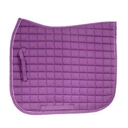 Horze Dressage Saddle Pad-Orchid Purple-Pony