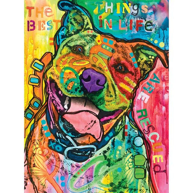 """""""The Best Things In Life"""" Dean Russo 300 Piece Jigsaw Puzzle image number null"""