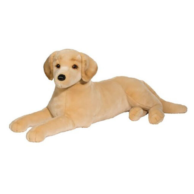 Douglas Scout Yellow Lab Plush Toy image number null