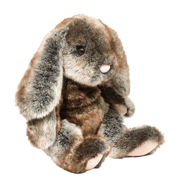 Douglas Lux Bunny Medium Deluxe Plush Toy image number null