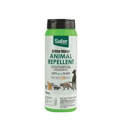 Safer Brand Critter Ridder Animal Repellent Granules