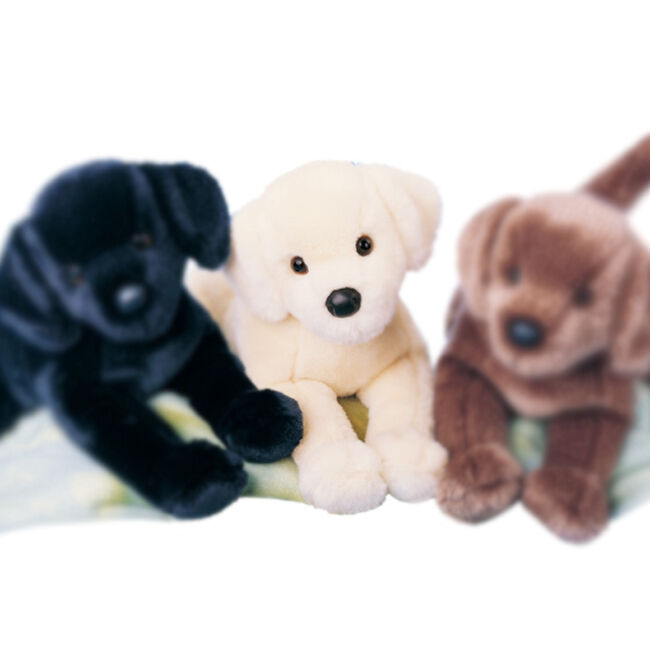 Douglas Mandy Yellow Lab Cuddle Toy image number null