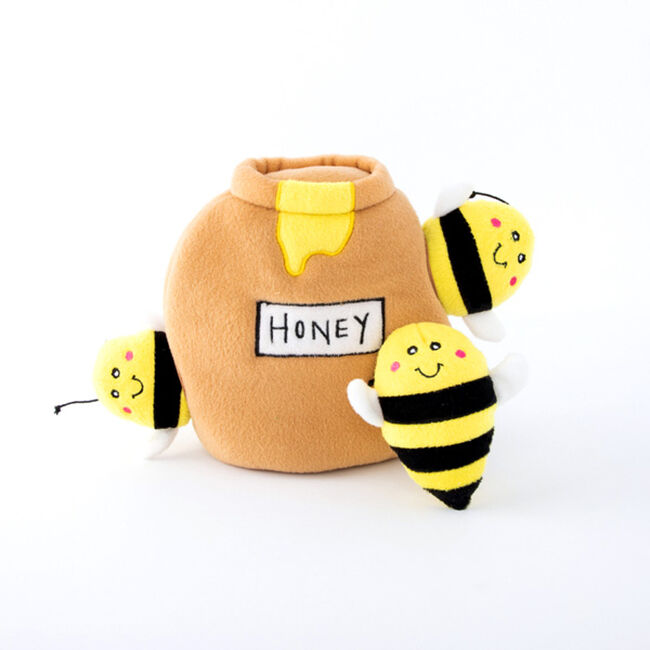 ZippyPaws Honey Pot Zippy Burrow image number null