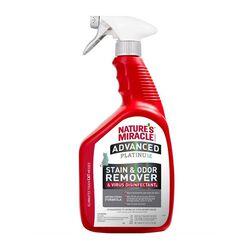Nature's Miracle Advanced Platinum Cat Virus Disinfectant 32 oz
