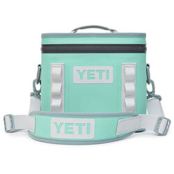 YETI Hopper Flip 8 Cooler - Aquifer Blue