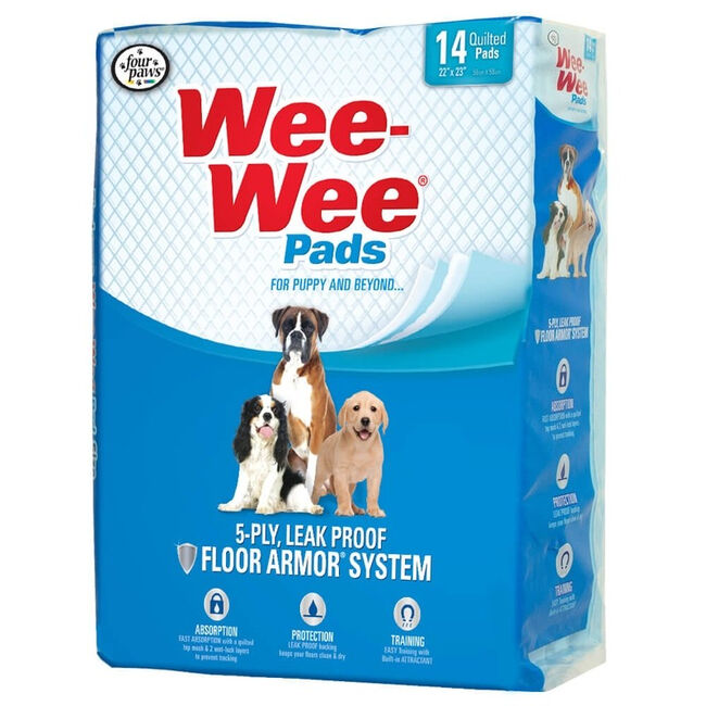 Four Paws Wee Wee Pads - Large image number null