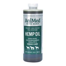 AniMed Pure Hemp Oil for Horses 35 oz