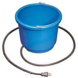API 9 Quart Heated Bucket