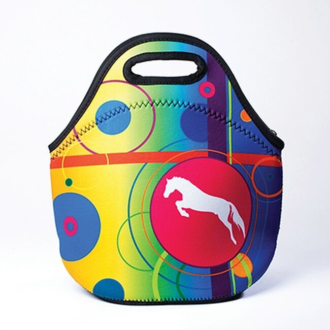 Kelley Lunch Tote - Rainbow image number null