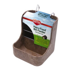 Kaytee Hay and Food Feeder for Small Animals
