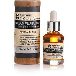 Annie Oakley Golden Meditation Essential Oil 10 ml