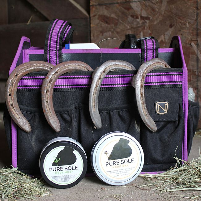 Pure Sole Hoof Mud and Hoof Wax image number null