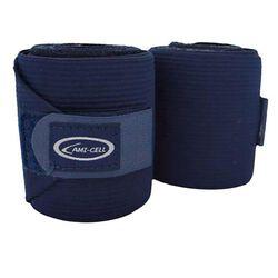 Lami-Cell Elastic Exercise Bandages - Navy