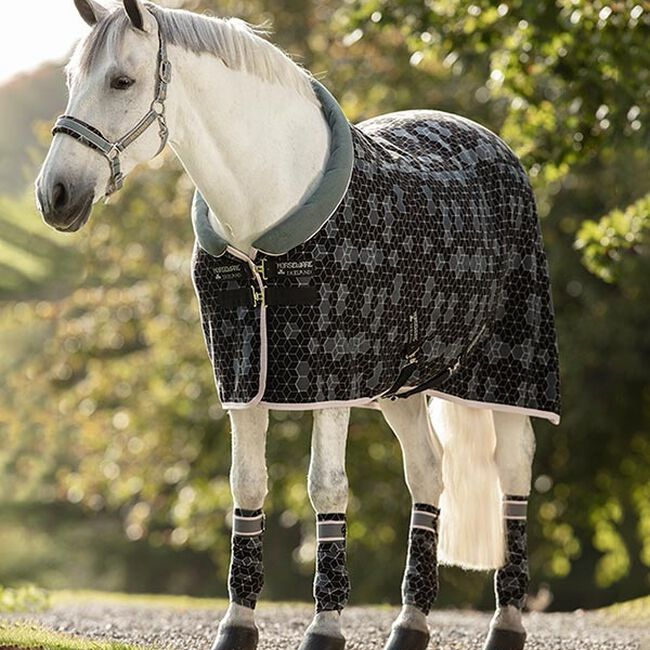 Horseware Fashion Cozy Fleece Cooler image number null