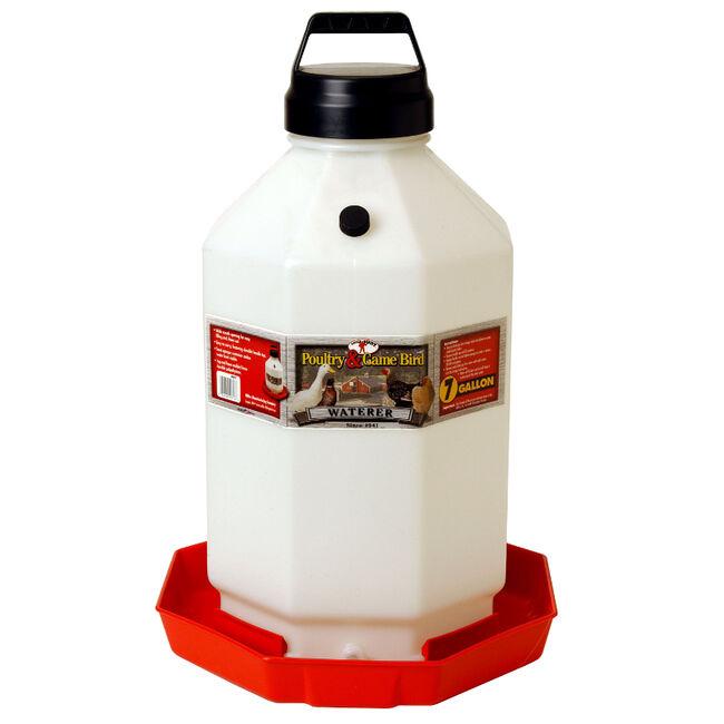 Little Giant 7 Gallon Plastic Waterer image number null