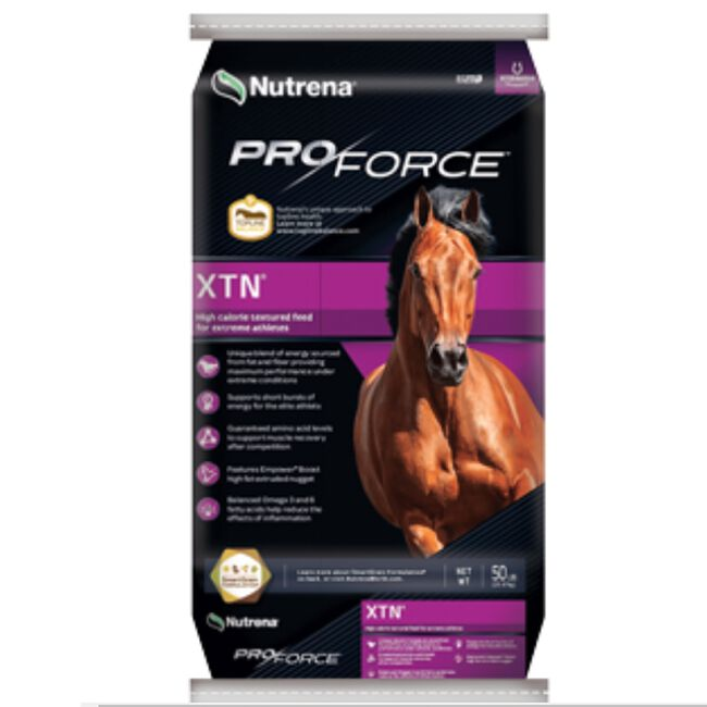 Nutrena ProForce XTN Horse Feed image number null