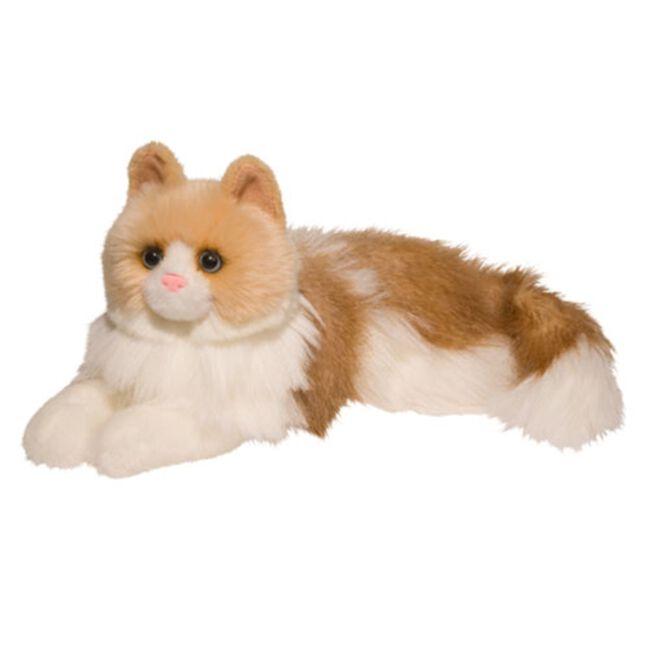 Douglas Kiki Ragdoll Cat Plush Toy image number null