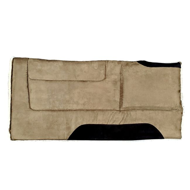 Toklat Microsuede Cut Back Square Pad - Camel image number null