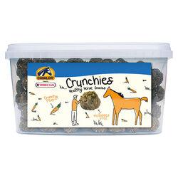 Cavalor Crunchies Horse Snacks 3.3lb Bucket