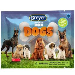 Breyer Pocket Box Dog