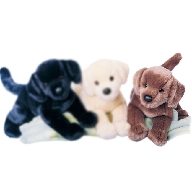 Douglas Cocoa Chocolate Lab Plush Toy image number null