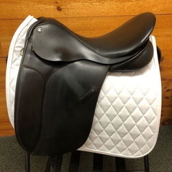 Used Dover Circuit Dressage Saddle