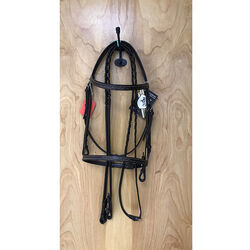 Bobby's Square Raised Fancy Bridle