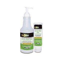 BugPellent Natural Fly & Tick Repellent Gel