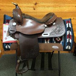 Used Bona Allen Western Saddle