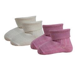 Janus Baby Wool Blend Socks 2-pack