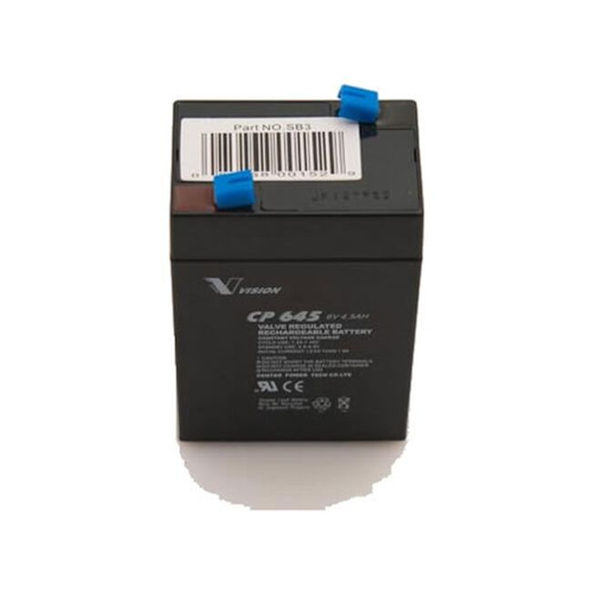 Zareba Solar Replacement Battery image number null