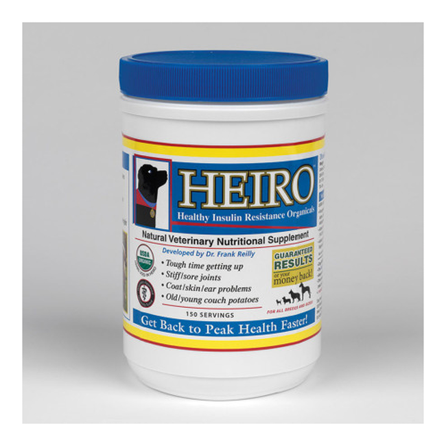HEIRO Healthy Insulin Rescue Organical for Dogs image number null