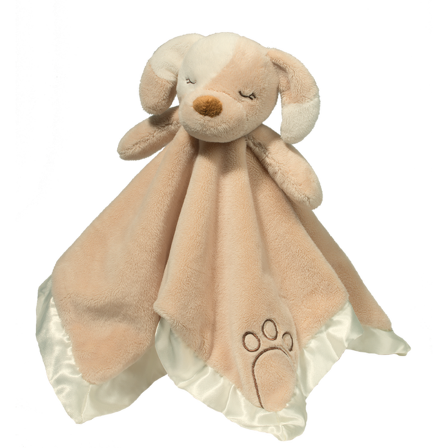 Douglas Tan Puppy Lil' Snuggler Plush Toy image number null