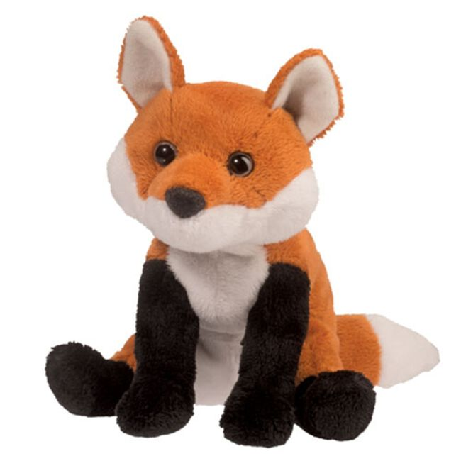 Douglas Suzette Fox Plush Toy image number null