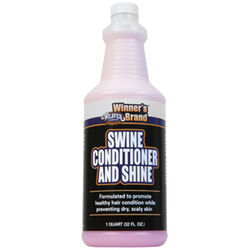 Swine Conditioner and Shine