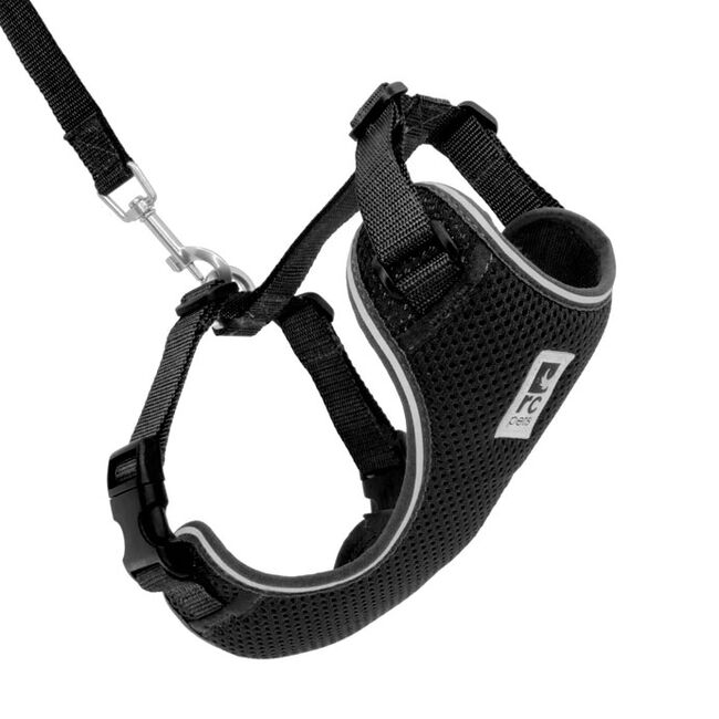 RC Pets Adventure Kitty Cat Harness - Black image number null