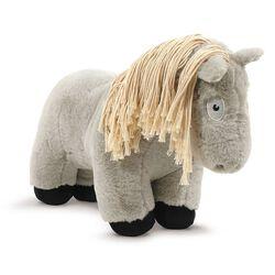 Crafty Ponies Grey Toy
