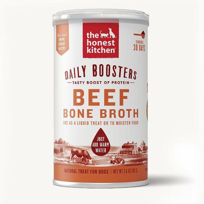 Honest Kitchen Instant Beef Bone Broth image number null