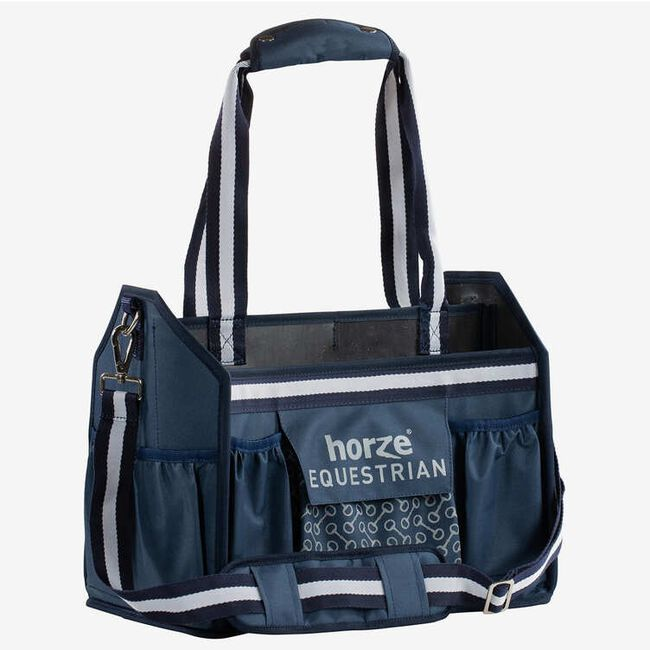 Horze Equestrian Grooming Bag - Dark Navy image number null