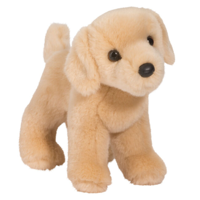 Douglas Zach Yellow Lab Plush Toy image number null