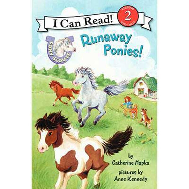 """Pony Scouts """"Runaway Ponies!"""" image number null"""