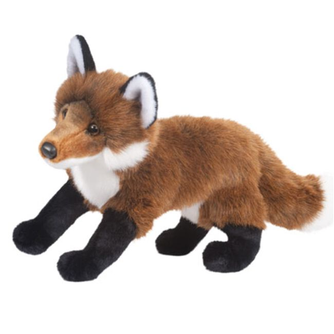 Douglas Furbo Fox Plush Toy image number null
