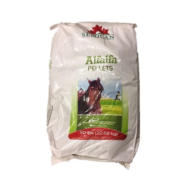 Semican Alfalfa Pellet image number null