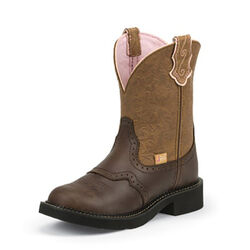 Justin Boots Women's Cafe Brown Gypsy Boot