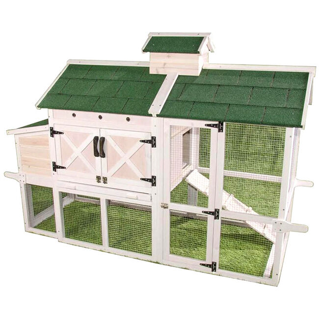 Ware Pet Products Chicken Chateau Hutch image number null